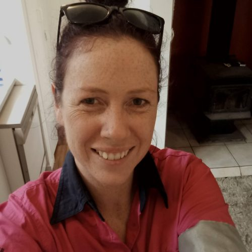 Amy FitzPatrick - Owner of Pink Sparky